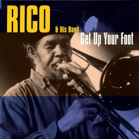 RICO & HIS BAND  -  You Must Be Crazy - LP