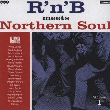 VA - R&B Meets Northern Soul Vol. 1 - LP