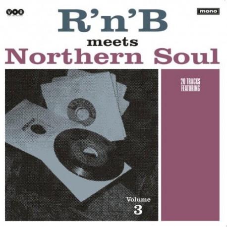 VA - R&B Meets Northern Soul Vol. 2 - LP