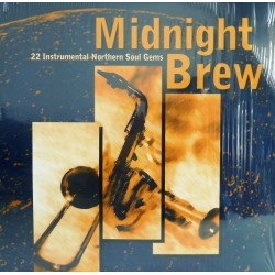 VA - Midnight Brew - LP