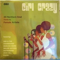 VA - Girl Crazy - LP