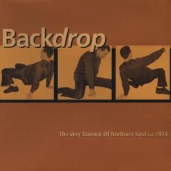 VA - Backdrop - LP