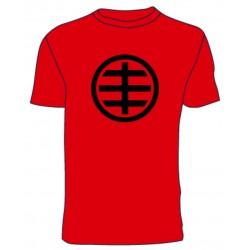 Camiseta Hüsker Dü logo (rojo)