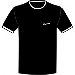 Vespa T-shirt (black)