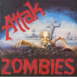 ATTAK - Zombies - LP