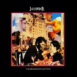 DISORDER - The Singles Collection - LP