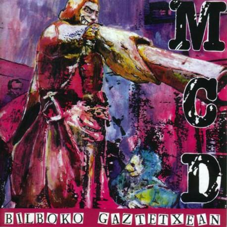 M.C.D. - Bilboko Gaztetxean - LP