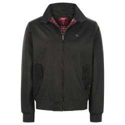 Chaqueta Harrington MERC - NEGRO