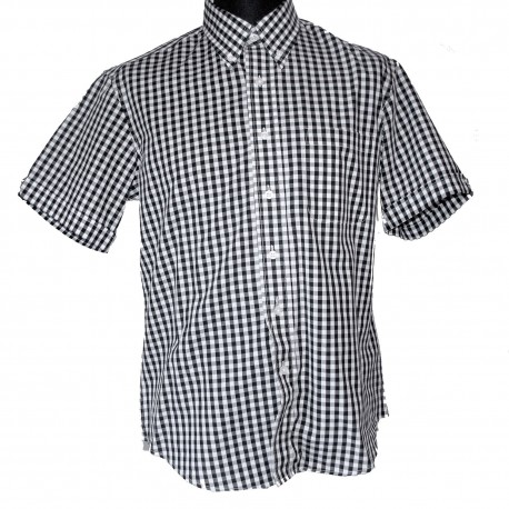 Short sleeve buttom down shirt KENNEDY