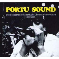 PORTU SOUND - Catálogo sobre bandas de musica moderna en Portugalete (1962-2009) - Libro + CD