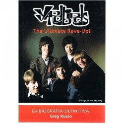 YARDBIRDS - The Ultimate Rave Up! - Greg Russo - Book