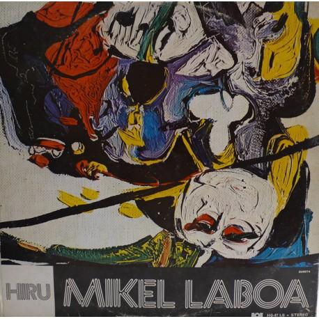 MIKEL LABOA - Bat - Hiru - LP