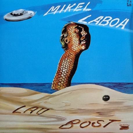 MIKEL LABOA - Lau - Bost - LP