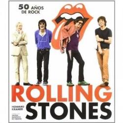 ROLLING STONES : 50 Años De Rock - Howard Kramer - Libro