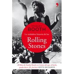 LA VERDADERA HISTORIA DE LOS ROLLING STONES - Stanley Booth - Libro