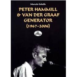 PETER HAMMILL & VAN DER GRAAF GENERATOR (1967-2006 ) - Marcelo Gobelo - Libro