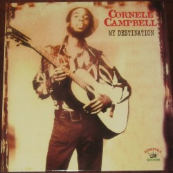 CORNELL CAMPBELL - My Destination - LP
