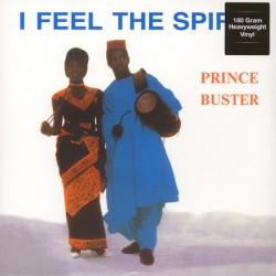PRINCE BUSTER - I Feel The Spirit - LP