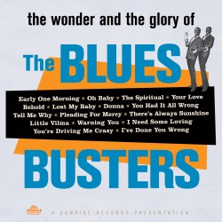 THE BLUES BUSTERS - The Wonder And The Glory - LP
