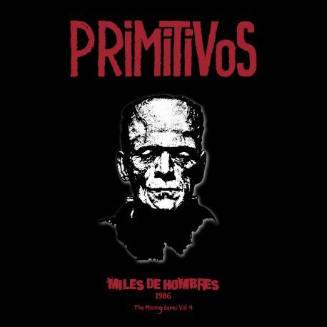 PRIMITIVOS - Miles De Hombres - LP
