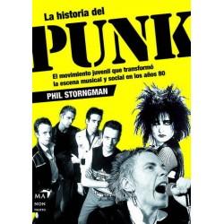 LA HISTORIA DEL PUNK - Phil Strongman - Libro