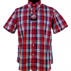 Camisa Manga Corta Button-Down McCALLUM