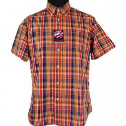 Camisa Manga Corta Button-Down REED