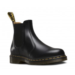 Dr. Martens 2976 Chelsea Boot Smooth - BLACK