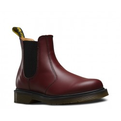 Bota Dr. Martens 2976 Smooth - GRANATE