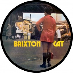 Patch BRIXTON CAT
