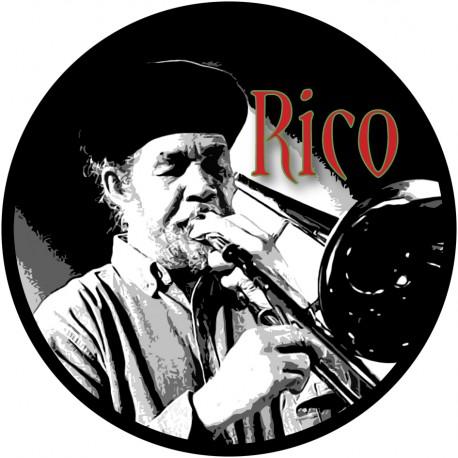 Parche tela RICO