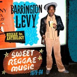 BARRINGTON LEVY - Sweet Reggae Music- LP