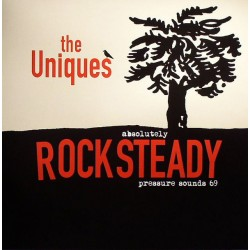 THE UNIQUES - Absolutely Rocksteady - LP
