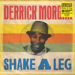 DERRICK MORGAN - Shake a Leg - LP