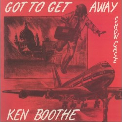 KEN BOOTHE - Got To Get Away - LP