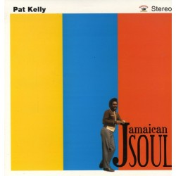 PAT KELLY - Jamaican Soul - LP
