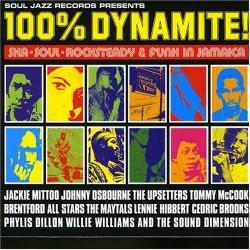 V/A - 100% Dynamite - LP