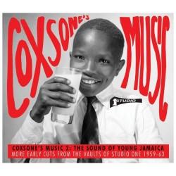 V/A - COXSONES MUSIC 2: The Sound Of Young Jamaica ( 59-63 ) - 3xLP + Codigo Descarga