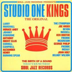 V/A - STUDIO ONE KINGS - 2LP