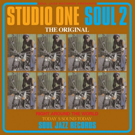V/A - STUDIO ONE SOUL 2 - 2LP