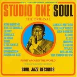 V/A - STUDIO ONE SOUL - 2LP