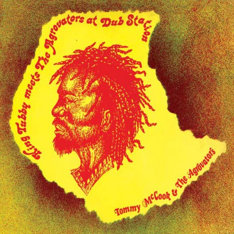 TOMMY McCOOK AND THE AGROVATORS - King Tubby Meets The Aggrovators At Dub Station - LP
