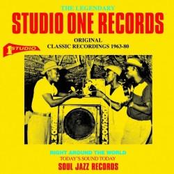 V/A - STUDIO ONE RECORDS : Original Recordings 1963-80 - 2xLP