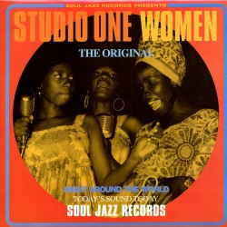 V/A - STUDIO ONE WOMEN - 2xLP