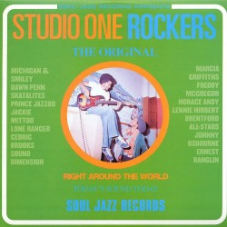 V/A - STUDIO ONE ROCKERS - 2xLP