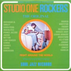 V/A - STUDIO ONE ROCKERS - 2xLP