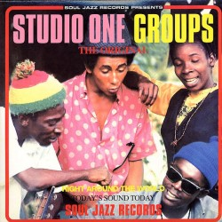 V/A - STUDIO ONE GROUPS - 2xLP