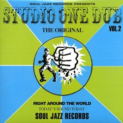 V/A - STUDIO ONE DUB VOL.2 - 2xLP