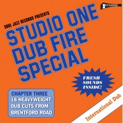 V/A - STUDIO ONE DUB FIRE SPECIAL - 2xLP