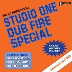 V/A - STUDIO ONE DUB FIRE SPECIAL - 2xLP